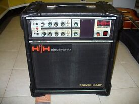 H&H Power Baby Mosfet Guitar Amplifier