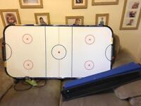 KIDS ELECTRIC AIR HOCKEY TABLE