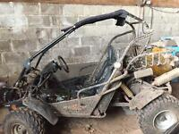 P go road legal buggy