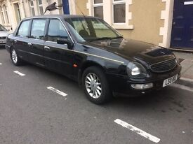 Ford Dorchester limousine 1999 2.2 auto 6 door very good condition inside and out.