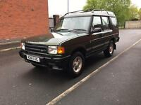 1997 Land Rover discovery tdi auto 200 74k 2 owners 12 months mot rust free