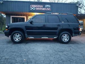 2004 Chevrolet Tahoe Z71 LOADED CERTIFIED ETESTED ONLY  $5999+ta