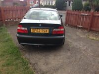BMW 316i SE 2002. Manual, petrol.