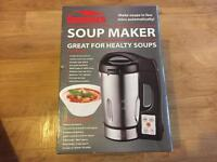 Home tech soup maker new in box