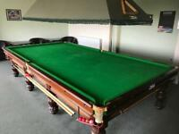 Snooker table - full size - open to offers