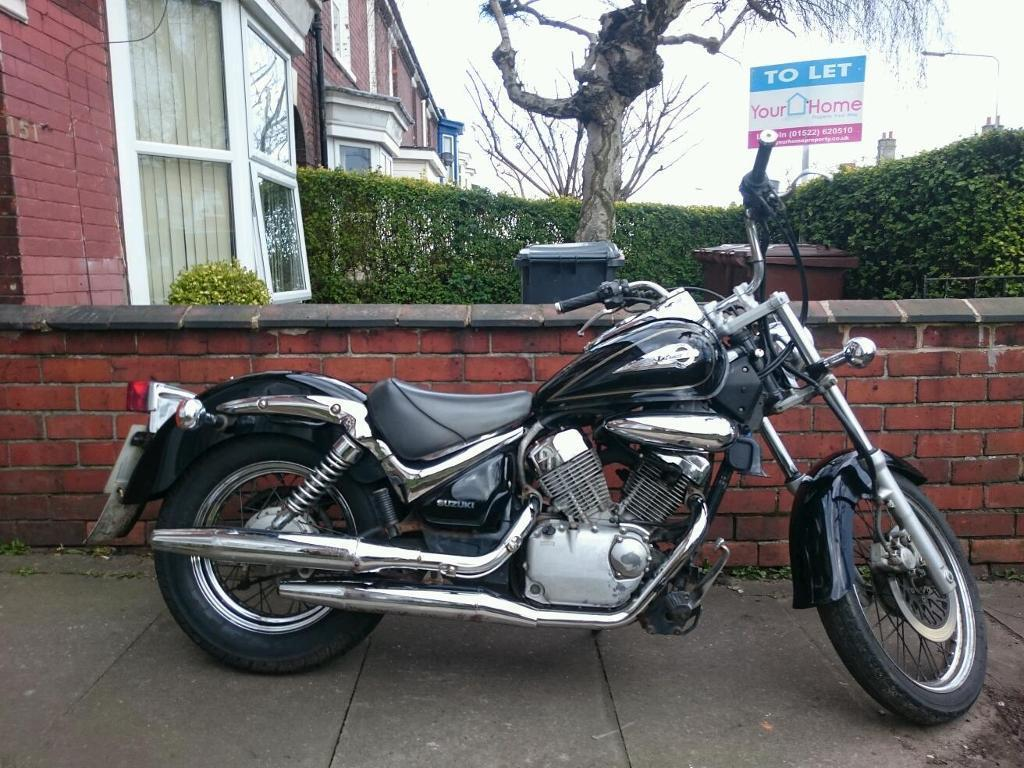 suzuki intruder vl 125 year 2000 in lincoln lincolnshire gumtree. Black Bedroom Furniture Sets. Home Design Ideas