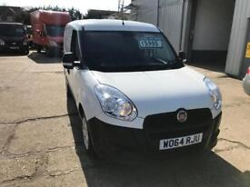 2015 fiat doblo 1.3 90ps multijet, Leased from new, Only 36k!