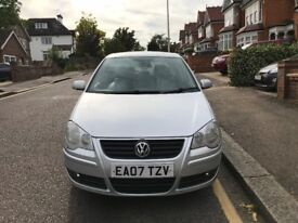 2007 Volkswagen Polo 1.4 Petrol 59000 Miles Automatic Gearbox Leather Interior FSH