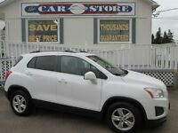 2013 Chevrolet Trax 2LT SUNROOF!! PARTIAL LEATHER!! BACK-UP CAME