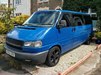 VW T4 CARAVELLE 2.5TD LWB 102 BH (FAULTY AUTO GEARBOX) £1600.00 ono
