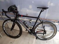 Argon 18 gallium pro di2 carbon race bike, not trek, cannondale, giant, speciallized bianchi colnago
