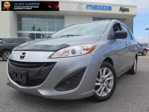 2012 Mazda Mazda5 AUTO/REAR DVD