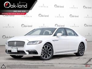 2017 Lincoln Continental Reserve Reserve|Fin From 2.9%|Ext Wa...