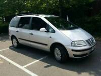 VW Sharan 2010 PCO licence you are ready