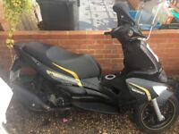 Gilera Runner 125 ST for sale - 62 plate - good condition
