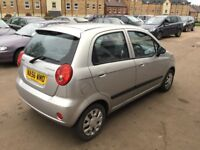 2006 Chevrolet Matiz 995cc—11 months mot,ac,cd,central lock,clean interior & body,excellent runner