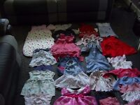 girls baby clothes 6 to 9 months