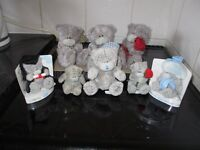 8 Me to You Bears - £5 The Lot