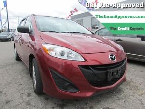 2015 Mazda MAZDA5 GS * ONE OWNER * SAT RADIO * BLUETOOTH