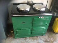 Elecrickit electric Aga range cooker