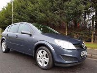 March 2010 Vauxhall Astra ACTIVE 1.4 16V 1OWNER FULL VAUXHALL SERVICE HISTORY IMMACULATE EXAMPLE!