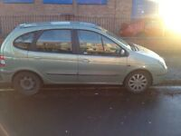 FOR SALE RENAULT SCENIC £350
