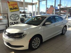 2016 Chrysler 200 LX LIMITED EDITION