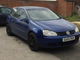 Vw Golf 1.4 BBS Blue mk5