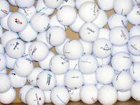 100 Premium Mixed Golf Balls @ 30p per ball!