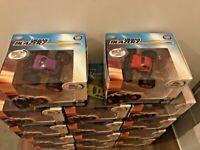 die cast kids monster racers 4x4 in display box all terrain 4x4