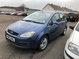 Ford focus c max ztec mpv for sale
