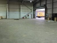 SECURE WAREHOUSE available for pallet storage | Bicester (OX26)