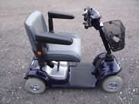 DAYS STRIDER MOBILITY SCOOTER