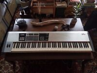 Cme UF80 88-Key USB / Midi Keyboard Controller - great bargain since moving out urgently