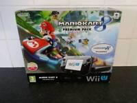 Wii u 32gb Mario kart 8 premium pack