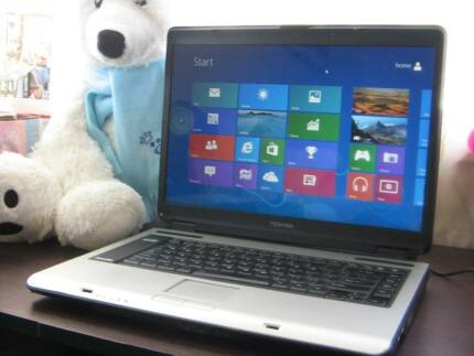 "High quality 15.6"" Toshiba Laptop, build in Wifi Parramatta Parramatta Area Preview"