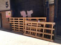 Free large pallets