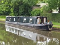 60ft floating home. Close to London own your own cosy narrow boat , starting offer