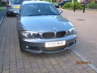 BMW 1 Series 120D M-Sport Coupe