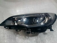 Vauxhall Astra K n/s/f headlight (black)