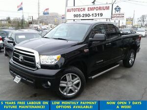 2013 Toyota Tundra SR5 5.7L V8 4x4 Double Cab Leather/Camera&GPS
