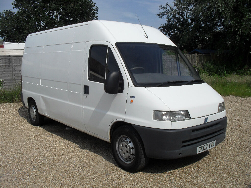 2002 fiat ducato maxi lwb hi top van 2 8td ply lined 1 years mot nice van no vat in clacton on. Black Bedroom Furniture Sets. Home Design Ideas
