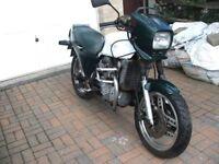 Motorbike Classic Honda CX 500Ec 1983 Y V5c Good Restoration Project