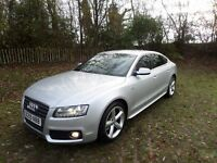 2010 AUDI A5 2.0 TDI S-LINE **FULL LEATHER**FINANCE AVAILABLE**