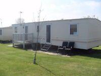 Abi Arizona 36 ft x 12 ft static caravan 2 bed 6 berth
