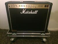 Marshall JCM800 100W Valve Amplifier & Custom Flight Case
