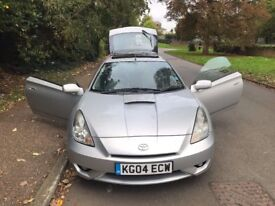 Toyota Celica 1.8 VVT-i 3dr, p/x welcome TRADE SALE, FULL HISTORY