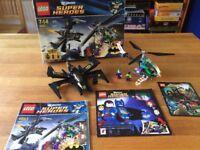 LEGO Superheroes - Batman Batwing Battle Over Gotham City