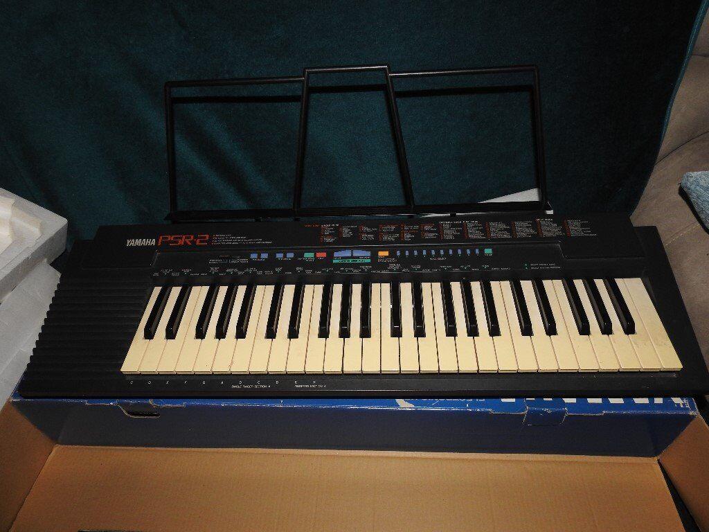 Yamaha PSR-2 electric Keyboard