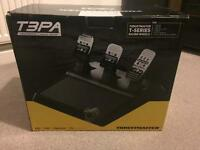 Thrustmaster T3PA Pedal Set for PC PS3 PS4 Xbox One Brand New Factory Sealed